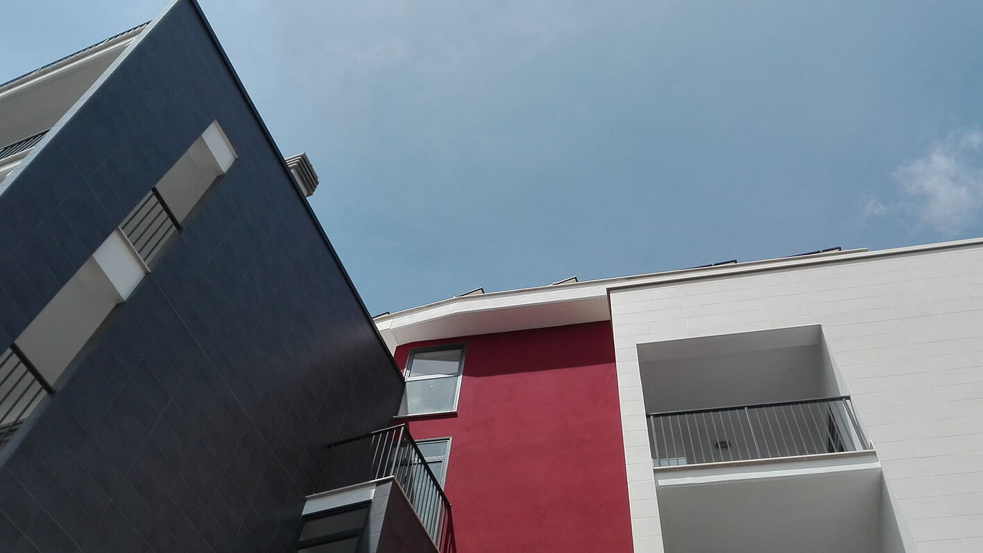 laurentina - nuove costruzioni
