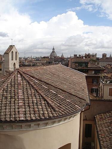restauro chiesa roma 2