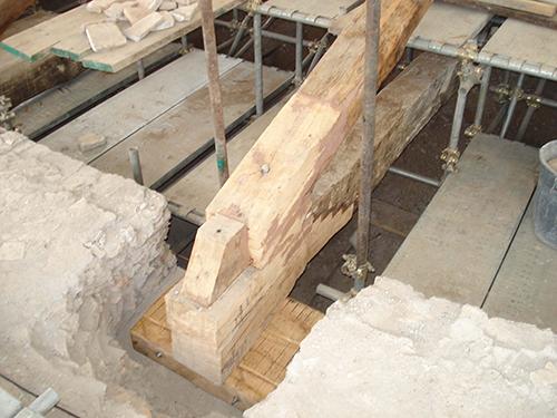 restauro chiesa roma 6