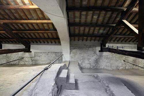 restauro chiesa roma sottotetto 3
