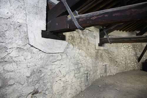 restauro chiesa roma sottotetto 4